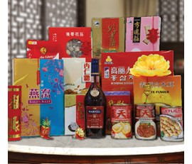 Chinese New Year - Evergreen Hamper