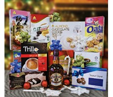 Christmas - Evergreen Cone Hamper