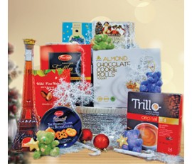 Christmas - Traditional Hamper